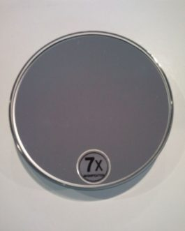Espejo de aumento X7 Ventosa.