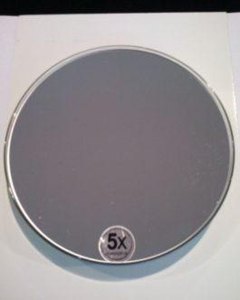 Espejo de aumento X5 grande Ventosa.