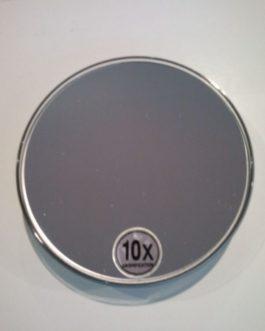 Espejo de aumento x10 Ventosa.