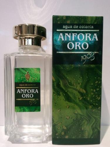 Anfora Oro Agua de Colonia, 400ml.