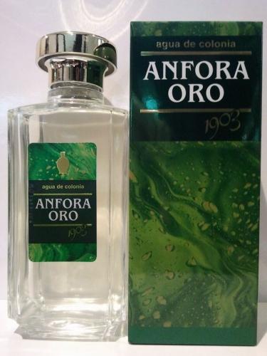 Anfora Oro Agua de Colonia, 800ml.