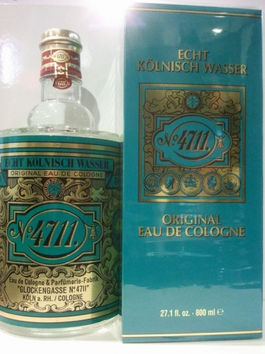 4711-Original Eau de Cologne, 800ml.