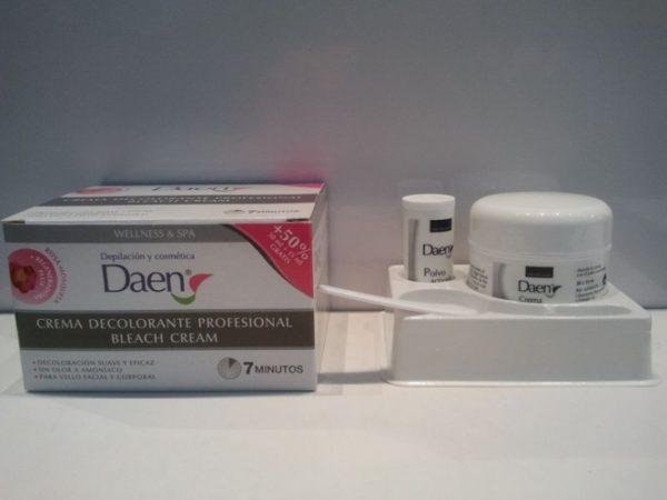 Crema Decolorante profesional, 45ml.