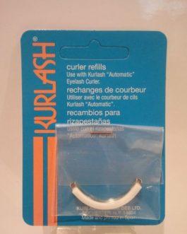 Kurlash Recambio para rizapestañas. 1 unidad.