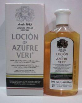 Loción Azufre Veri 200ml.