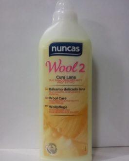 Nuncas  Wool 2 Bálsamo Delicado Lana, 750 ml.