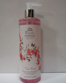 Woods of Windsor-True Rose Hand Soap, 350ml.