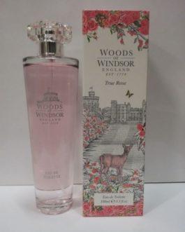 Woods of Windsor-Eau de Toilette True Rose 100ml vap.
