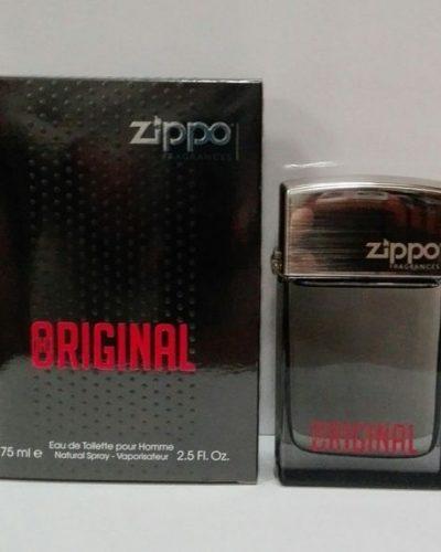 Zippo The Original, 75ml vap. Eau de Toilette para hombre.