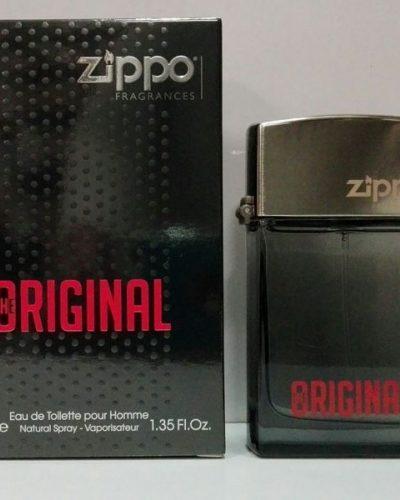 Zippo The Original, 40ml vap. Eau de Toilette para hombre.