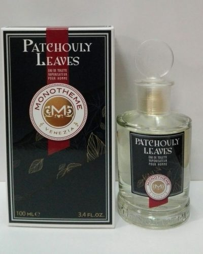 Patchouly Leaves, Eau de Toilette, 100ml. Vap. Hombre.