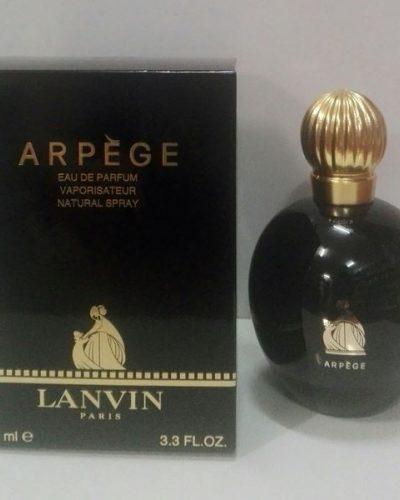 Arpege Lanvin. Eau de Parfum 100 ml. Vap.
