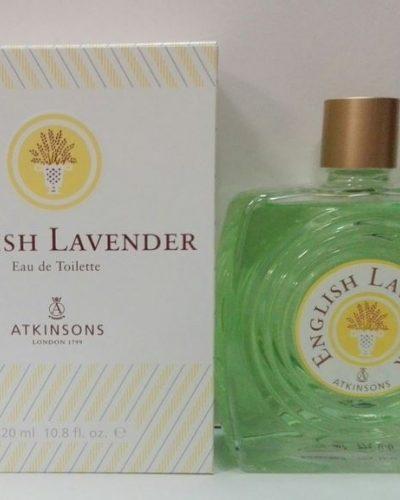 Atkinsons English Lavender 320ml.