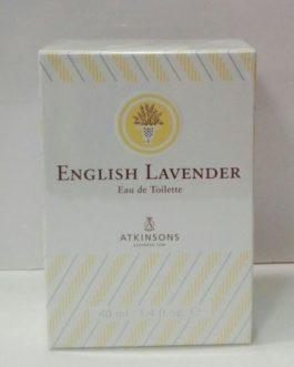 Atkinsons English Lavender 40ml.