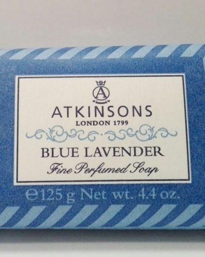 Atkinsons Blue Lavender Jabón 125gr.