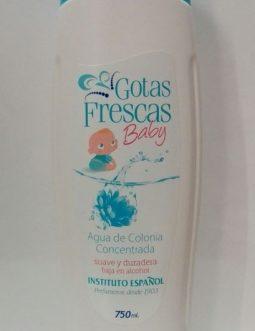 Gotas Frescas Baby 750 ml.