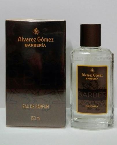 Barbería Alvarez Gómez Eau de Parfum 150ml spray.