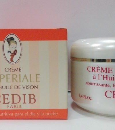 Cedib Crème Imperiale  a l'huile de Vison, 100ml.