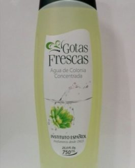 Gotas Frescas 750 ml.