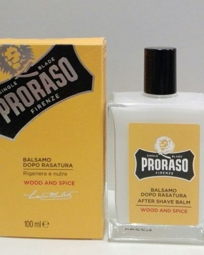 Proraso Bálsamo After Shave, 100ml.