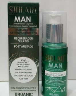 Shilart Man Post Afeitado 120ml.