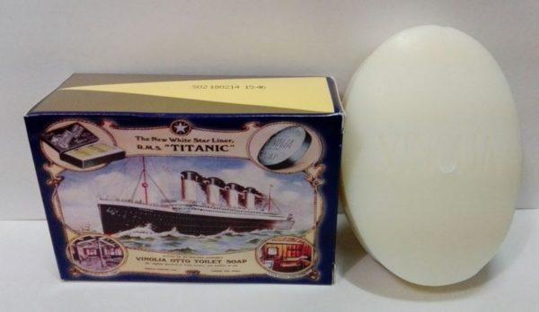 "Vinolia Jabón Tocador ""Titanic"" 170gr."