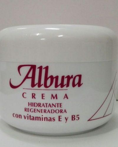 Albura Crema Hidratante, 200ml.