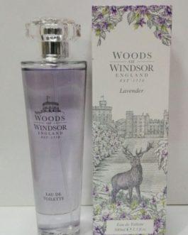 Woods of Windsor-Eau de Toilette Lavender, 100ml vap.