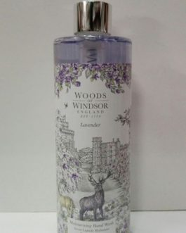 Woods of Windsor, Lavender Moisturising Hand Wash, 350ml.