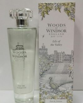 Woods of Windsor-Eau de Toilette Lily of the Valley 100ml vap.