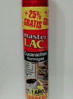Master Lac Insecticida, 750ml.